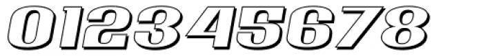 Ameche Pisa Font OTHER CHARS