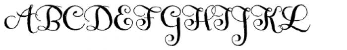 Ameglia Font UPPERCASE