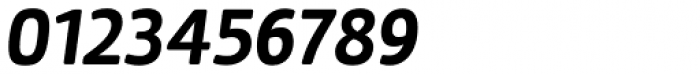 Amelia Rounded Bold Italic Font OTHER CHARS