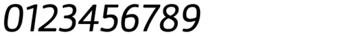 Amelia Rounded Regular Italic Font OTHER CHARS
