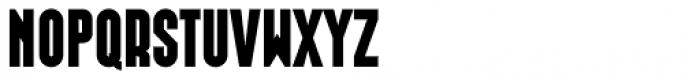 Americaline Font UPPERCASE