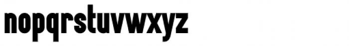 Americaline Font LOWERCASE