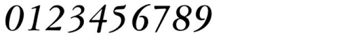 American Garamond Bold Italic Font OTHER CHARS