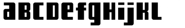 American Gothic Black Font LOWERCASE