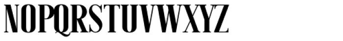 American Oak Serif Font UPPERCASE