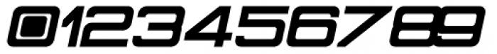 American Sensation Bold Italic Font OTHER CHARS