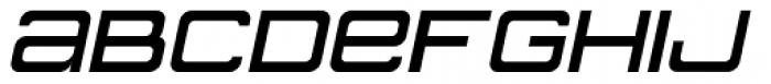 American Sensation Italic Font UPPERCASE