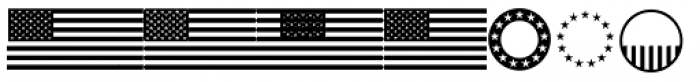 American Spirit STF Font LOWERCASE