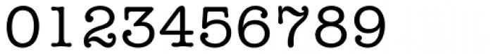 American Typewriter Pro Medium Font OTHER CHARS