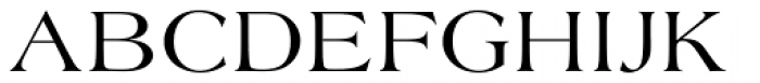 Americana Regular Font UPPERCASE