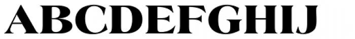 Americana SB Black Font UPPERCASE