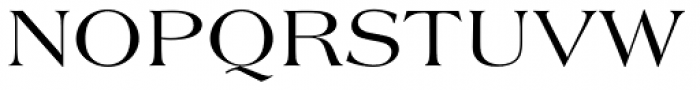 Americana SB Regular Font UPPERCASE