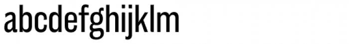 Americane Condensed Font LOWERCASE