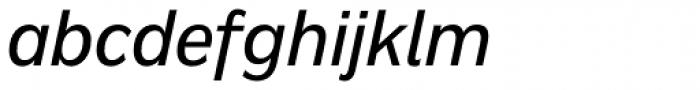 Americane Italic Font LOWERCASE