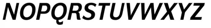 Americane Medium Italic Font UPPERCASE