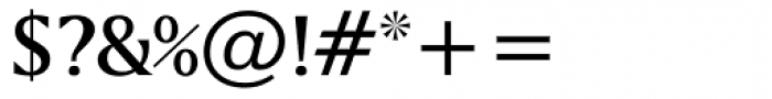 Amerigo BT Medium Font OTHER CHARS