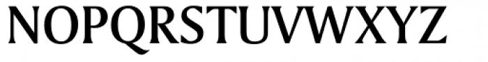 Amerigo BT Medium Font UPPERCASE