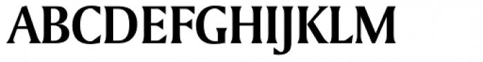 Amerigo Bold Font UPPERCASE