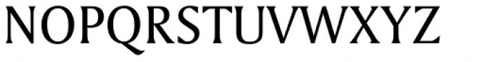 Amerigo Cyrillic Font UPPERCASE