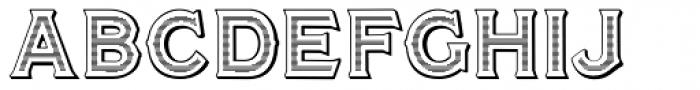 Amersham Normal Font LOWERCASE
