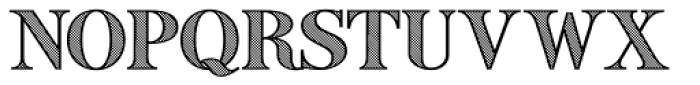 Ames' Shaded Font UPPERCASE