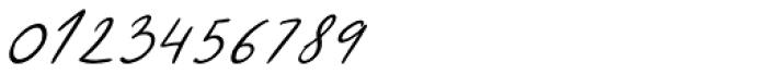 Ametrine Italic Font OTHER CHARS