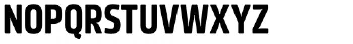 Amfibia Bold Narrow Font UPPERCASE