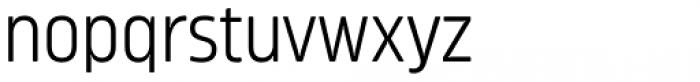 Amfibia Book Condensed Font LOWERCASE