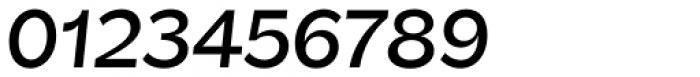 Amica Pro Medium Italic Font OTHER CHARS