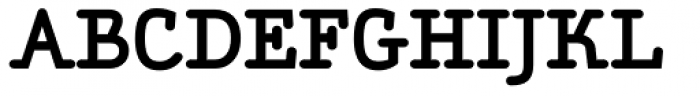 Aminta Bold Font UPPERCASE