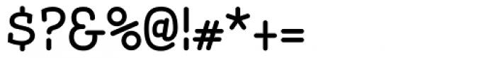 Aminta Medium Font OTHER CHARS