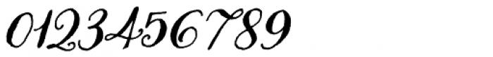 Amoretta Dark Italic Font OTHER CHARS