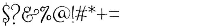 Amoretta Font OTHER CHARS