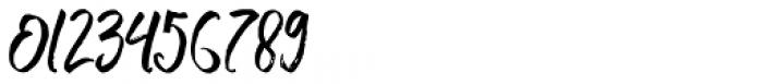 Amorica Script Regular Font OTHER CHARS