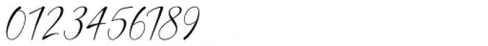 Amorra Script Regular Font OTHER CHARS
