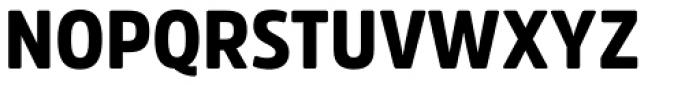 Amsi Pro Narrow Black Font UPPERCASE