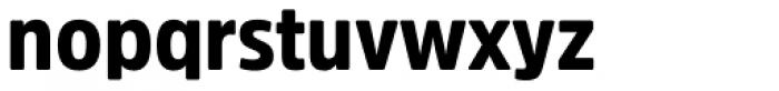 Amsi Pro Narrow Black Font LOWERCASE