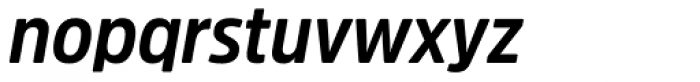 Amsi Pro Narrow Bold Italic Font LOWERCASE