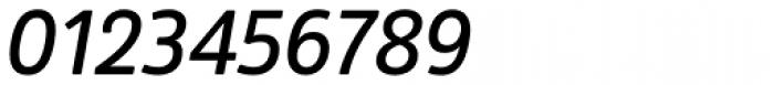 Amsi Pro Narrow SemiBold Italic Font OTHER CHARS