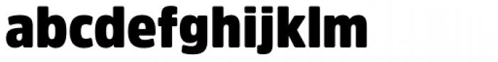Amsi Pro Narrow Ultra Font LOWERCASE