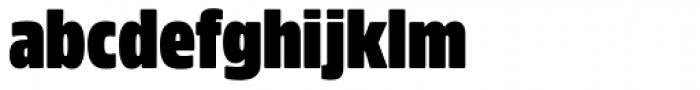 Amsi Pro Opt Headline Font LOWERCASE