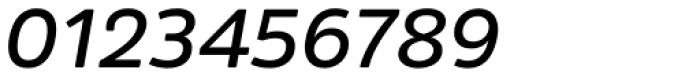 Amsi Pro SemiBold Italic Font OTHER CHARS