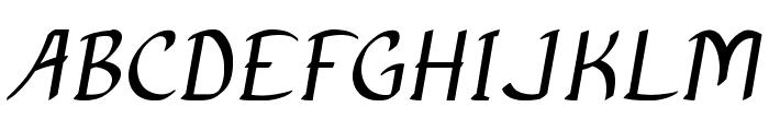 Anish-Bold Font UPPERCASE