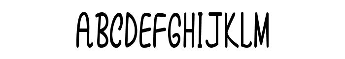 Annarvin-CondensedBold Font UPPERCASE
