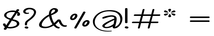 Annarvin-ExtraexpandedRegular Font OTHER CHARS