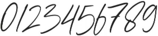 Anamortee otf (400) Font OTHER CHARS