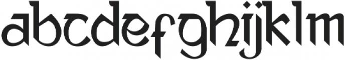 Ananda Neptouch 2 ttf (400) Font UPPERCASE