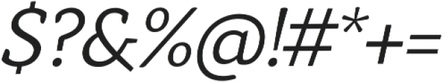 Anaphora otf (400) Font OTHER CHARS