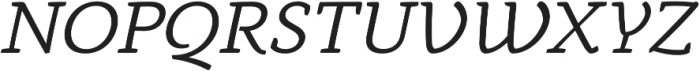Anaphora otf (400) Font UPPERCASE