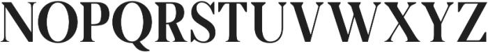 Anathesia serif otf (400) Font LOWERCASE